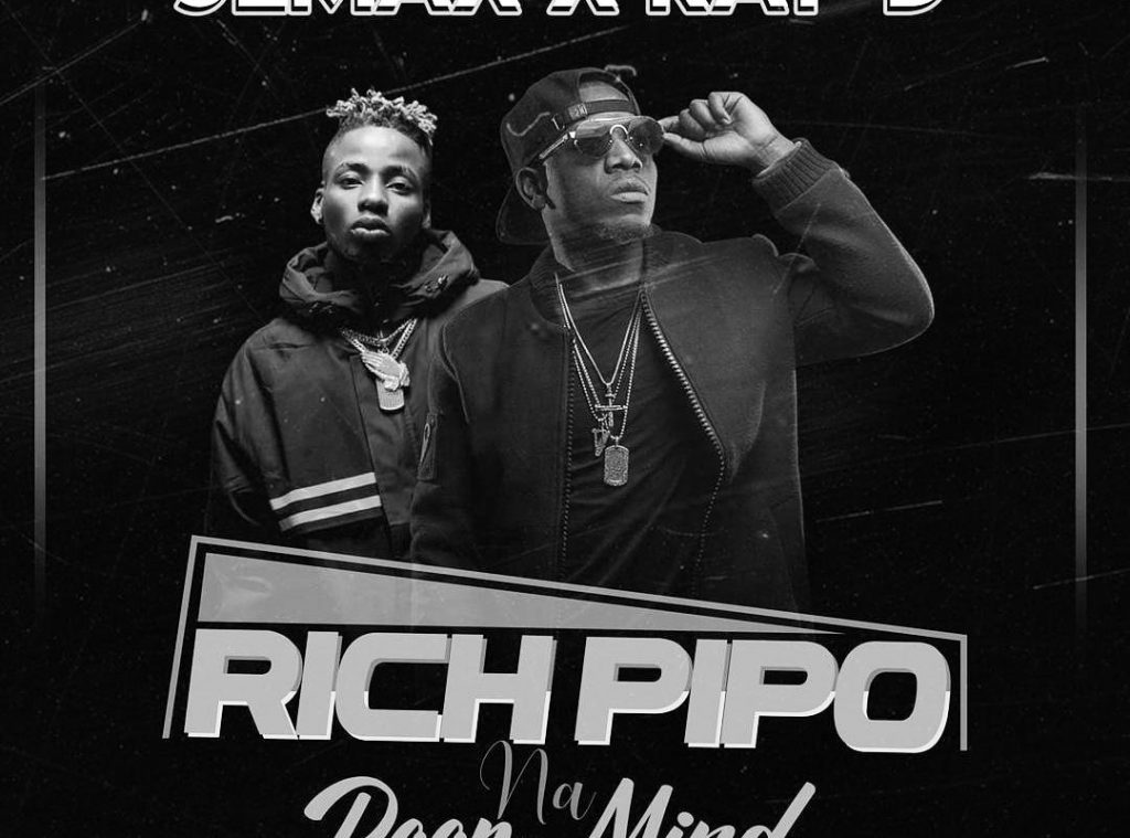 Jemax X Ray Dee - Rich People Na Poor Mind Mp3 Download