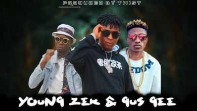 Photo of Young Zek & Gus Gee X Jae Cash – Umuchinshi