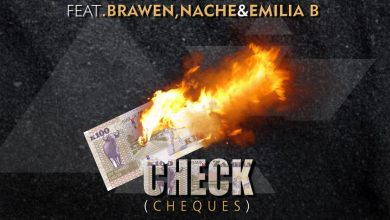 Photo of Jay Jay Ft. Brawen X Nache X Emillia B – Check (Cheques)