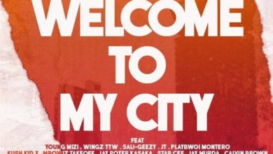 Photo of Michael Freelex Ft. Various Artists – Welcome To My Town