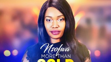 Photo of Nsofwa Bwalya – More Than Gold (Cover)