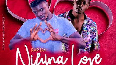 Photo of Rap Jay Ft. K Man – Nifuna Love