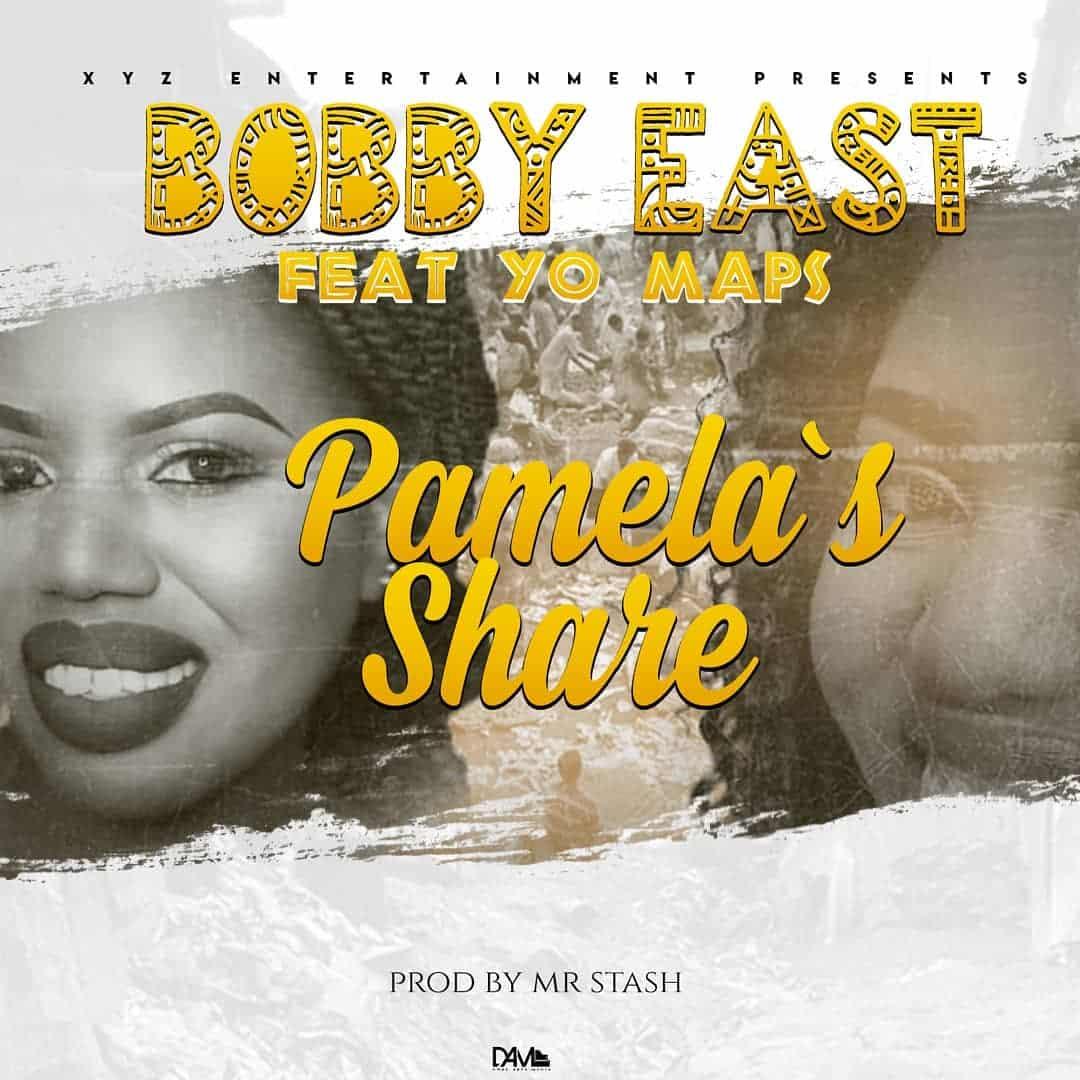Bobby East Yo Maps Pamela's Share