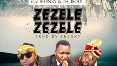 Photo of Muzozo Ft. Shenky & Dalisoul – Zezele