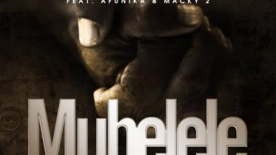 Photo of Yo Maps Ft. Afunika & Macky 2 – Mubelele