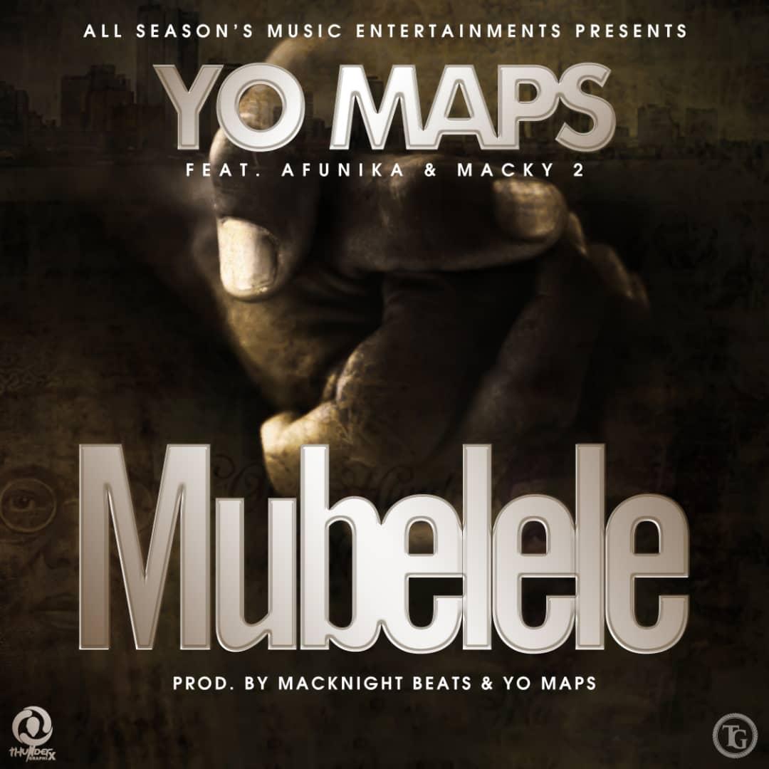 Yo Maps Afunika & Macky 2 Mubelele