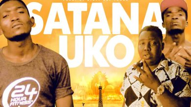 Photo of Jay Murda Ft. Z-Celeb & Jae Poxe Kasaka – Satana Uko!