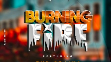 Photo of Big Bizzy Ft. The Crains – Burning Fire