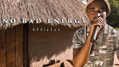 Photo of Afflatus Ft. Vinchenzo – No Bad Energy (Audio & Video)