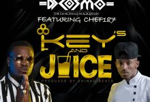 Photo of DJ Cosmo X Chef 187 – Keys & Juice