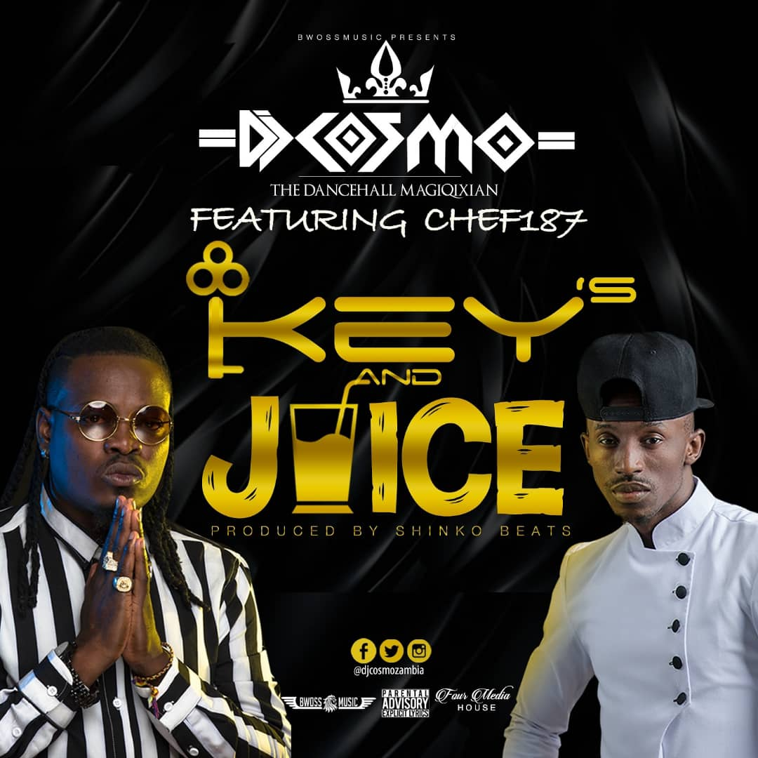 DJ Cosmo Chef 187 Keys & Juice