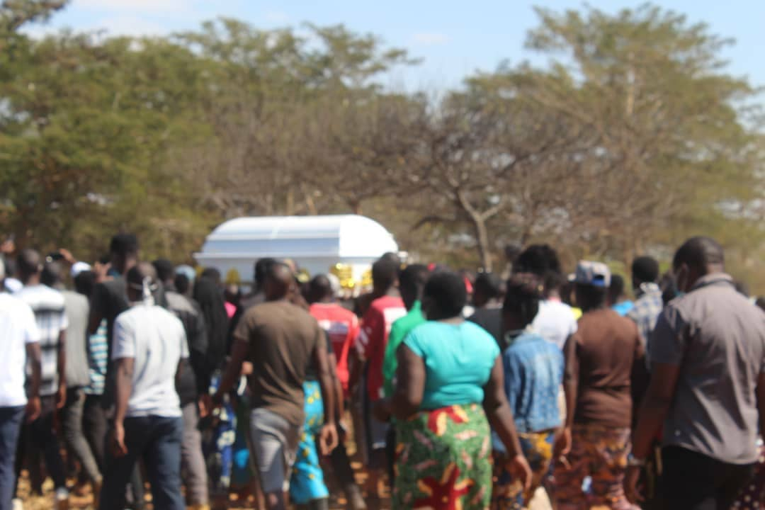 Photo of Shimpanzi has been laid to rest