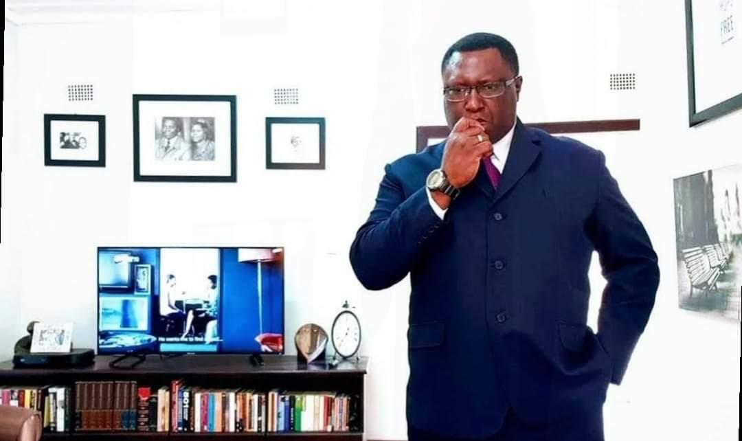 Simon Mwewa enrages Macky 2 and other Zambian artists