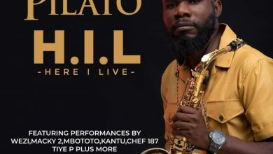Photo of Pilato announces new album called 'Here I Live'