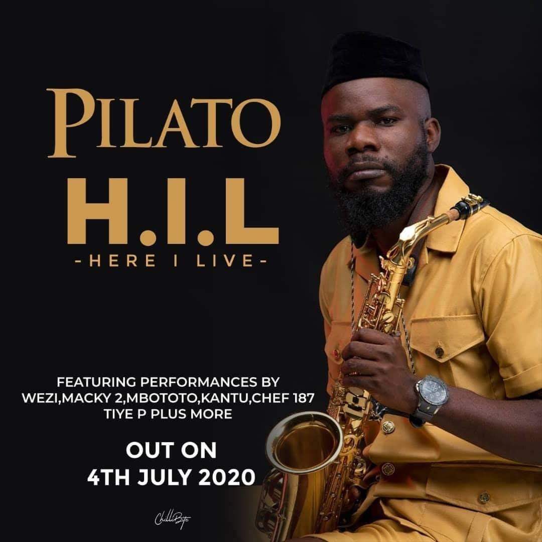 Pilato announces new album called 'Here I Live'