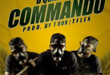 Photo of B Quan – Commando (Prod. By T-Rux & T-Flex)