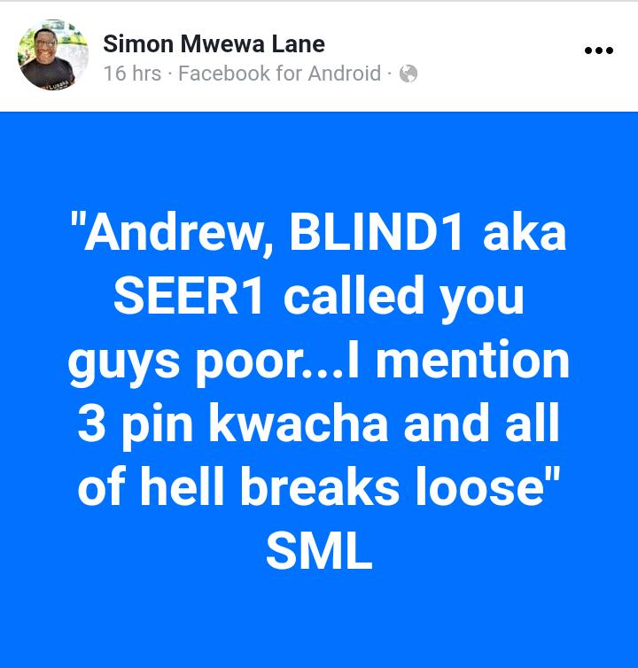 Simon Mwewa, Zambian artists