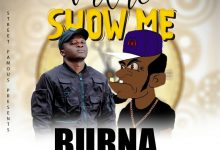 Photo of Burna Ft. Mujomba – Value Show Me