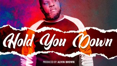 Photo of K'Millian – Hold You Down (Prod. By Alvin Brown)