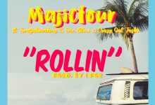 Photo of Majicfour Ft. Souljaranking, One Blow & Tasha – Rollin