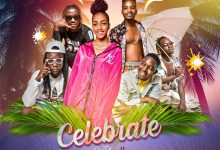 Photo of DJ Rhys Ft. Bow Chase, Koby, Elisha Long, Jorzi & Brawen – Celebrate