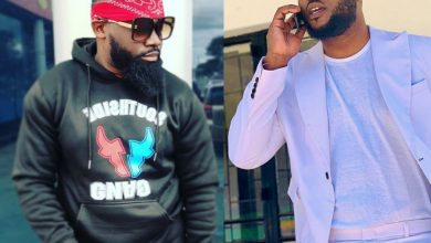 Photo of King Illest finally shows Slapdee some love