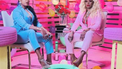 Photo of Mampi and Bombshell Grenade tease music collaboration