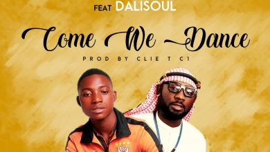Photo of One Cee Ft. Dalisoul – Come We Dance