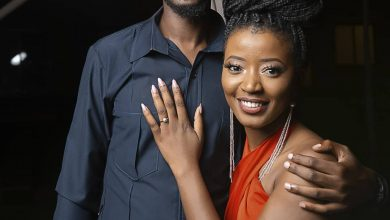Photo of Finally! Pompi Is Engaged To Esther Chungu