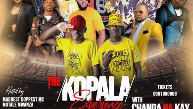 Photo of Zambian artists turn up for the Kopala experience show