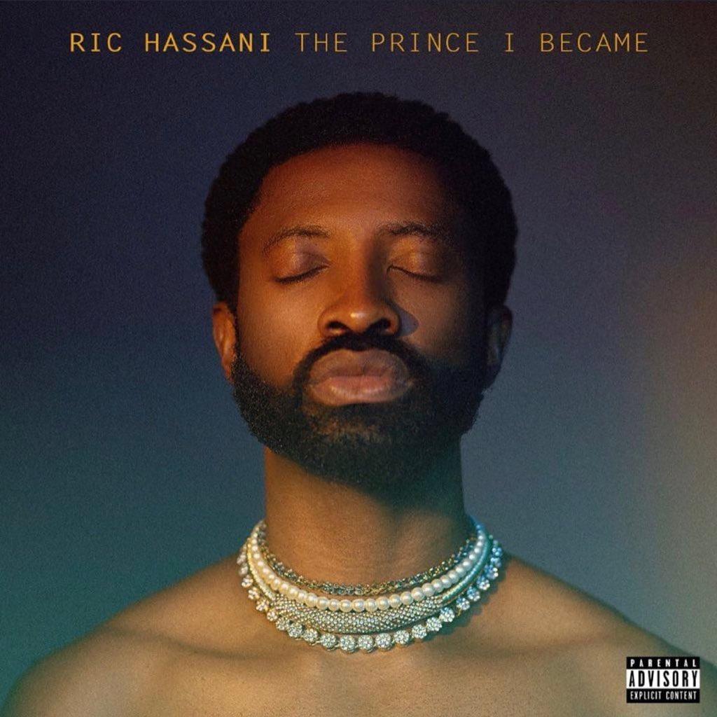 Ric Hassani F Jay All My Love