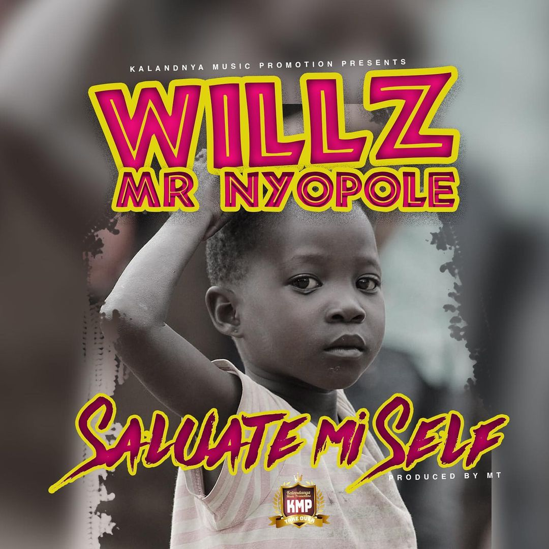 Willz Mr Nyopole Salute Mi Self