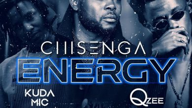 Chisenga, Kuda Mic and Qzee team up for 'Energy'