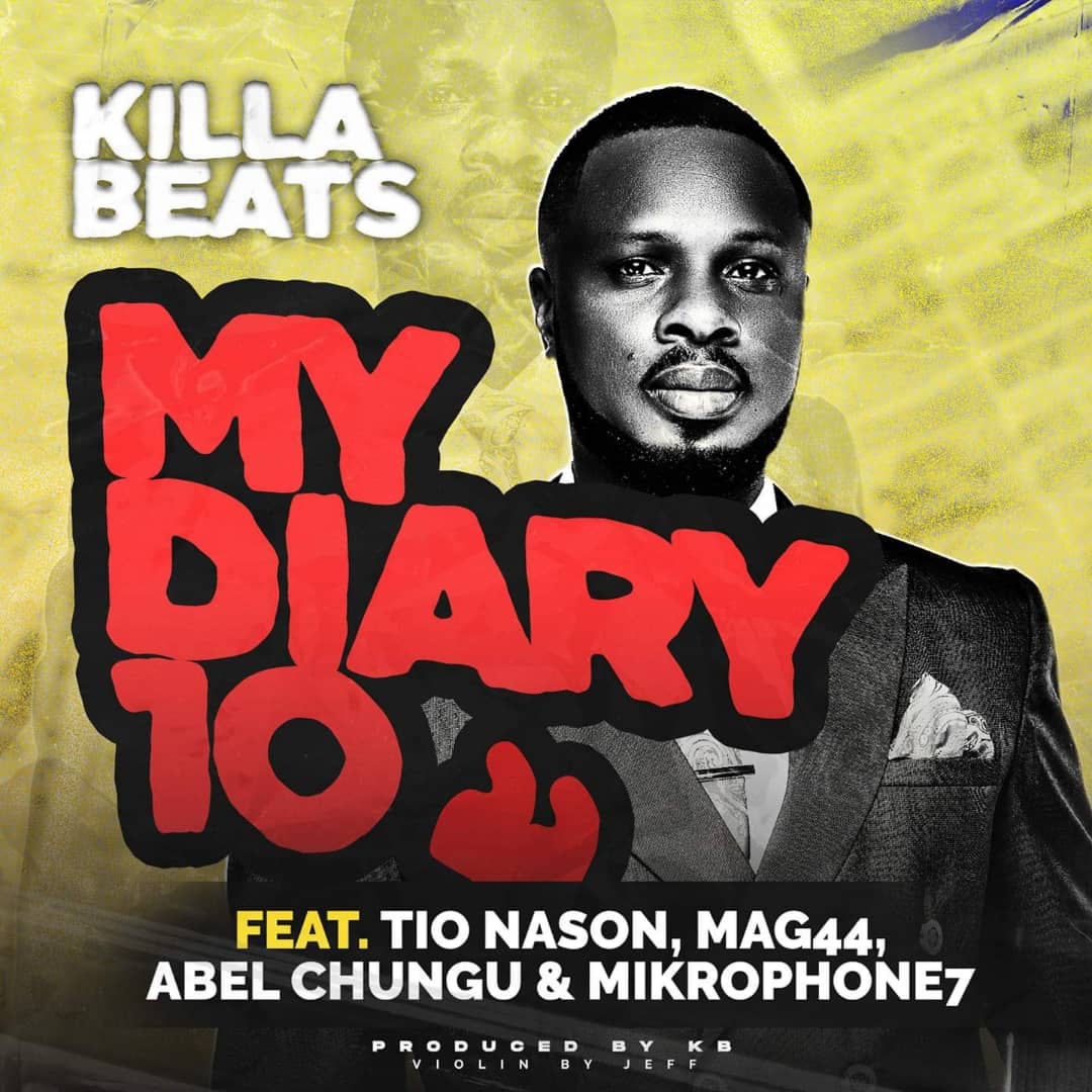 KB Taps Tio Nason, Mag44, Abel Chungu & Mickrophone 7 For 'My Diary 10'