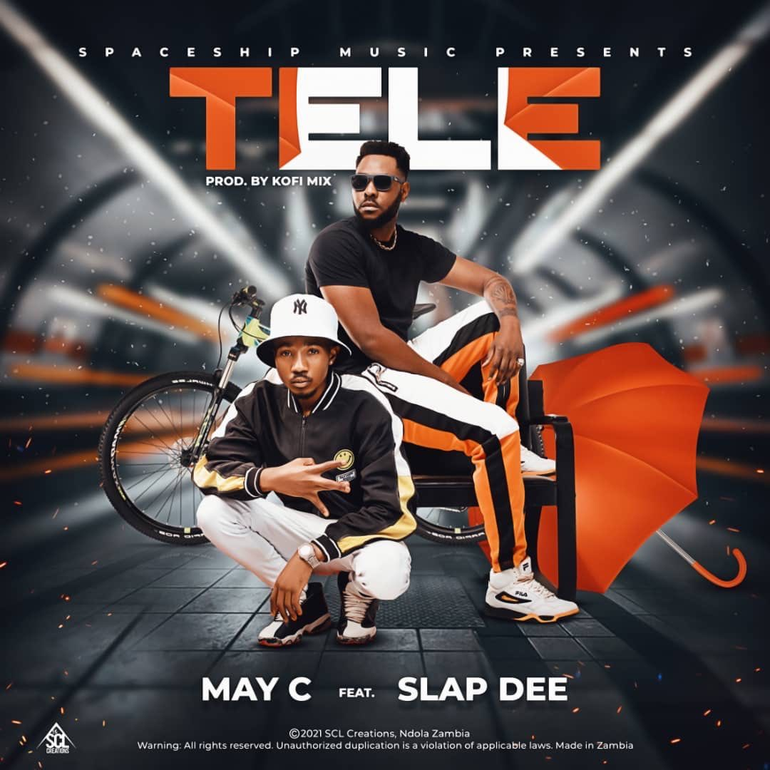 May C calls on Slapdee for Tele