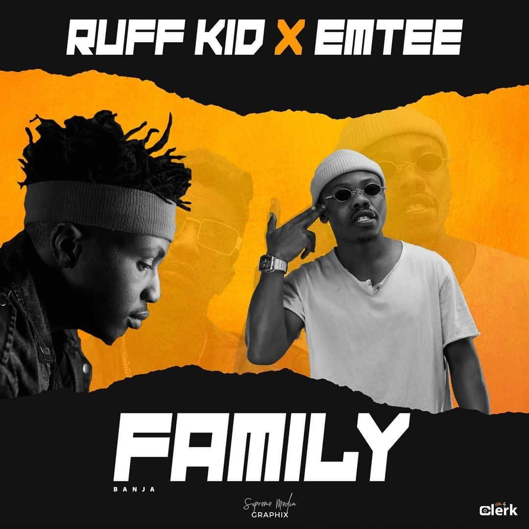 Family Ruff Kid Emtee